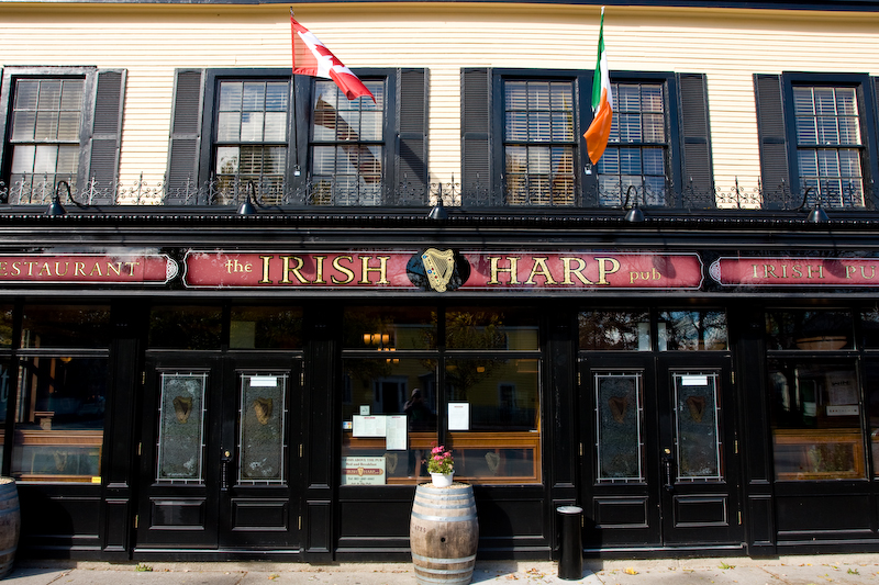 The Irish Harp Pub